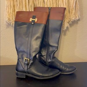 Tall Boots, Extended Calf - KS-DELIEE